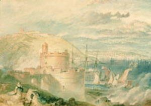 Turner - Falmouth Harbour