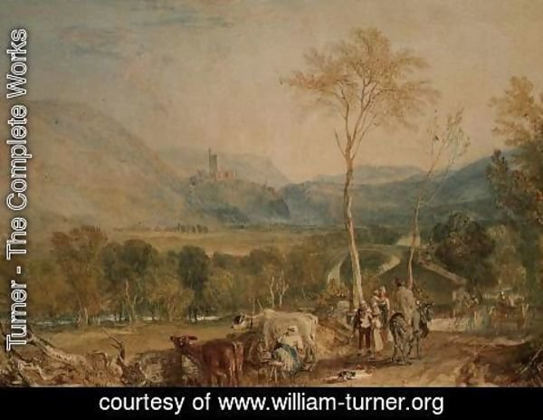 Turner - Hornby Castle