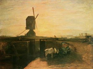 Turner - Southall Mill, 1810
