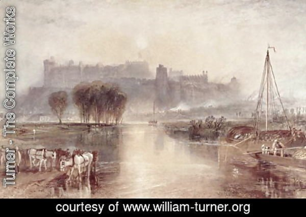 Turner - Windsor Castle