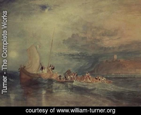 Turner - Smuggler of Folkestone
