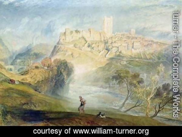 Turner - Richmond, Yorkshire 3