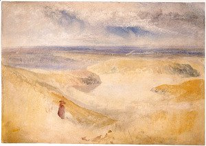 Turner - A Yorkshire River