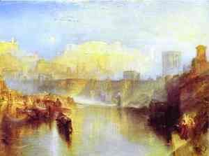 Turner - Ancient Rome_ Agrippina Landing with the Ashes of Germanicus