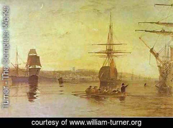 Turner - Cowes, Isle of Wight