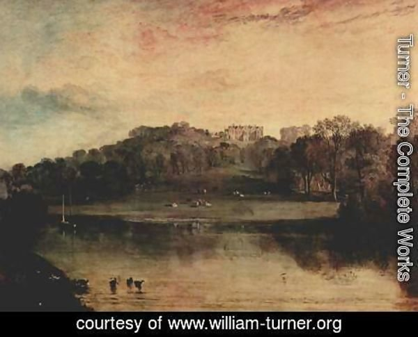 Turner - Hill with Turnbridge, domicile of the W.F. Woodgate
