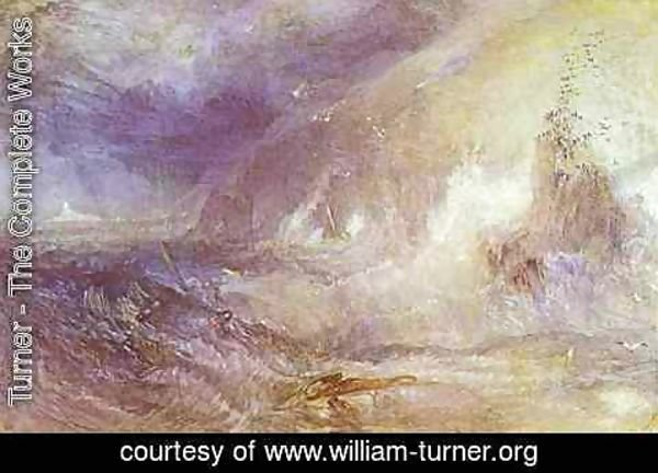 Turner - Longships Lighthouse, Lands End