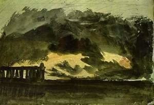 Turner - Paestrum in the storm
