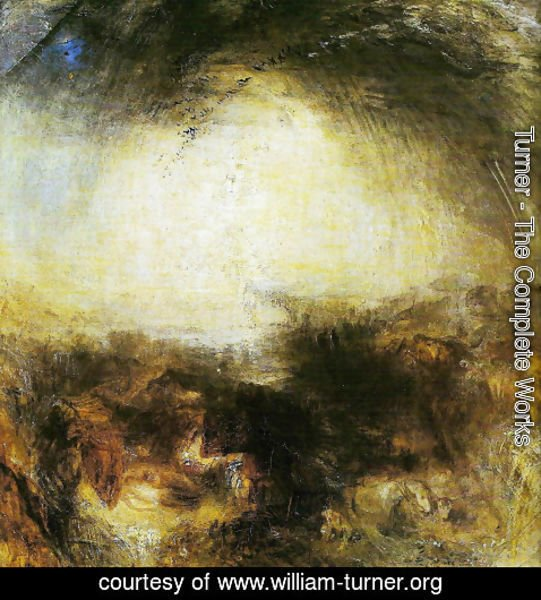Turner - Shade and Darkness
