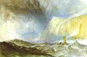 Turner - Shipwreck off Hastings