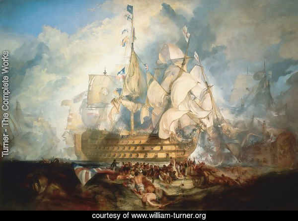 The Battle of Trafalgar 1