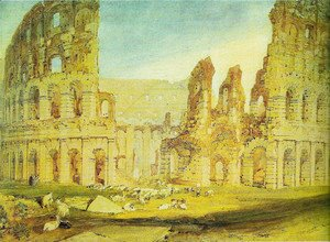 Turner - The colisseum
