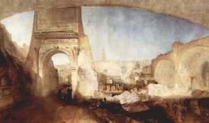 Turner - The forum Romanum