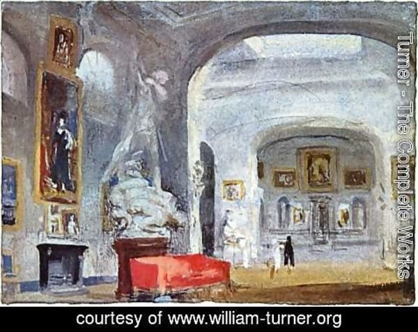 Turner - The north gallery