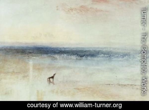 Turner - The tomorrow after the shipwreck
