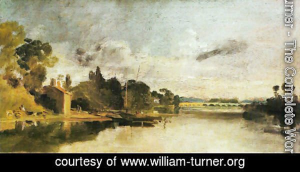 Turner - Walton Reach