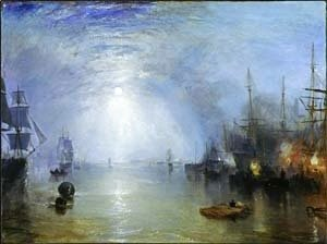Turner - Keelmen Heaving in Coals by Moonlight
