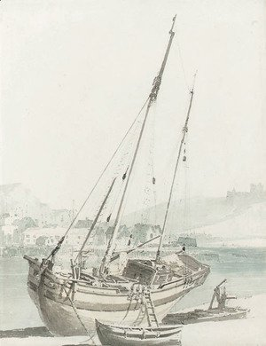 The Inner Harbour, Dover