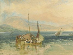 Turner - Lake Windermere