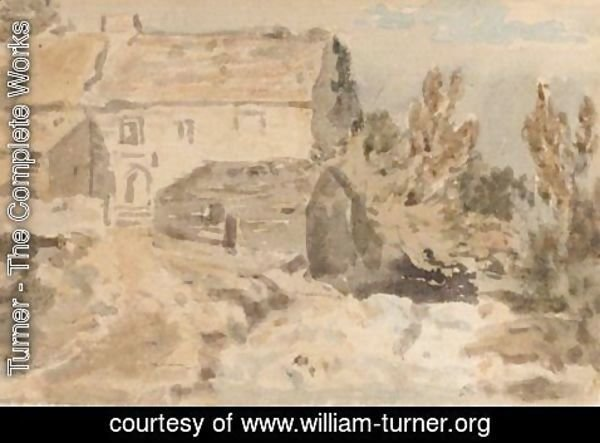 Turner - Sackville Cottage, East Grinstead, Sussex