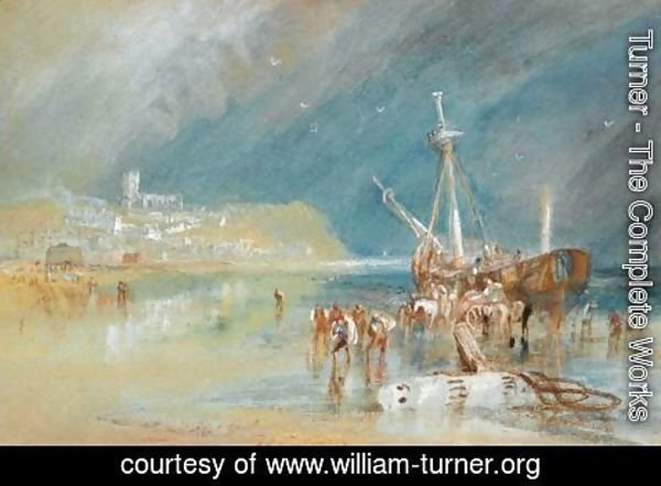 Turner - Aldborough, Suffolk