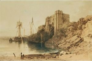 Turner - Pembroke Castle