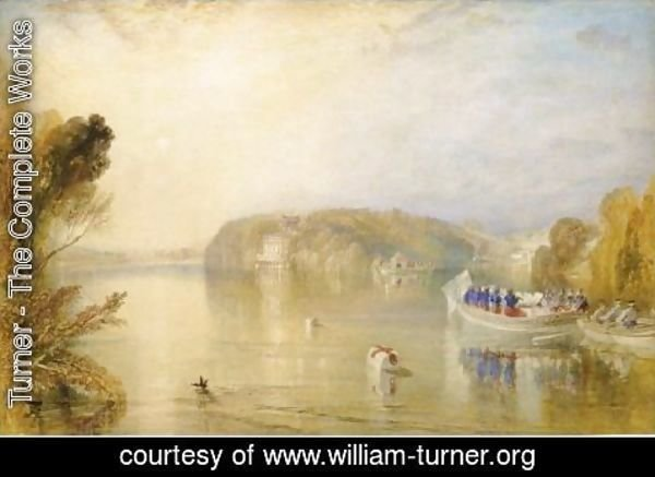Turner - Virginia Water 2
