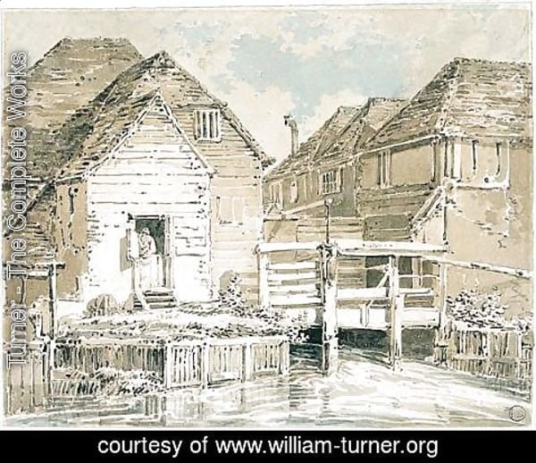 Turner - Cottages On A Backwater