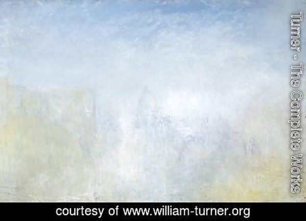 Turner - Venice with the Salute