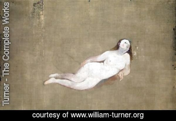 Turner - Two Recumbent Nude