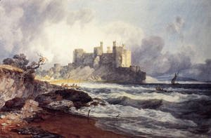 Turner - Conway Castle