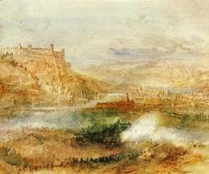 Turner - Ehrenbrietstein And Coblenz