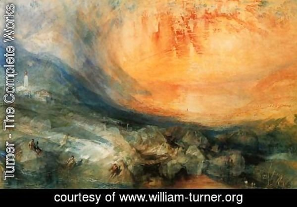 Turner - Goldau