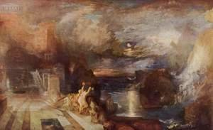 Turner - Hero And Leander