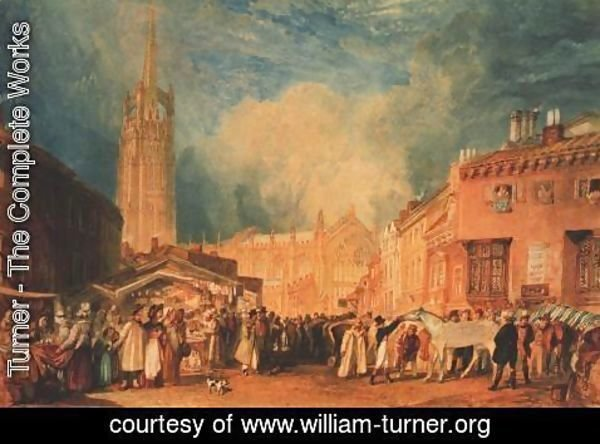 Turner - Louth  Lincolnshire