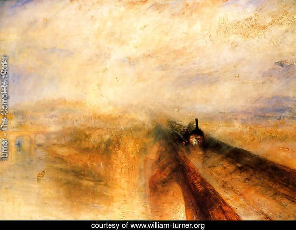 Rain, Steam and Speed The Great Western Railway  1844