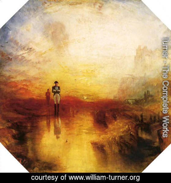 Turner - The Exile And The Snail