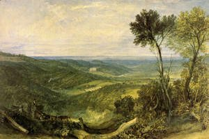 Turner - The Vale Of Ashburnham