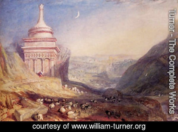 Turner - Valley Of The Brook Kedron