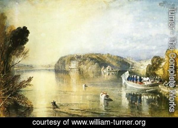 Turner - Virginia Water